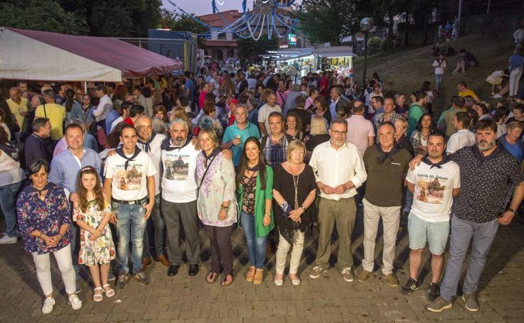 Fiestas de la Virgen del Carmen en Camargo