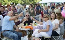 Revilla de Camargo celebra por todo lo alto las fiestas de la Virgen del Carmen