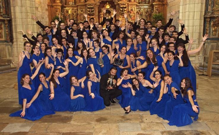 Clausura del Certamen de la Canción Marinera de San Vicente de la Barquera