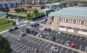 La Avenida del Deporte ya dispone del nuevo aparcamiento con 91 plazas