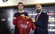 Iván Marcano: «La Roma era el mejor proyecto deportivo para mí»