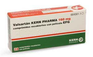 Los pacientes pueden cambiar en la farmacia el medicamento retirado para la hipertensión