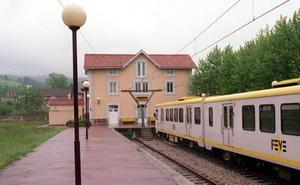 Concluida la renovación integral de la vía entre Orejo y Liérganes
