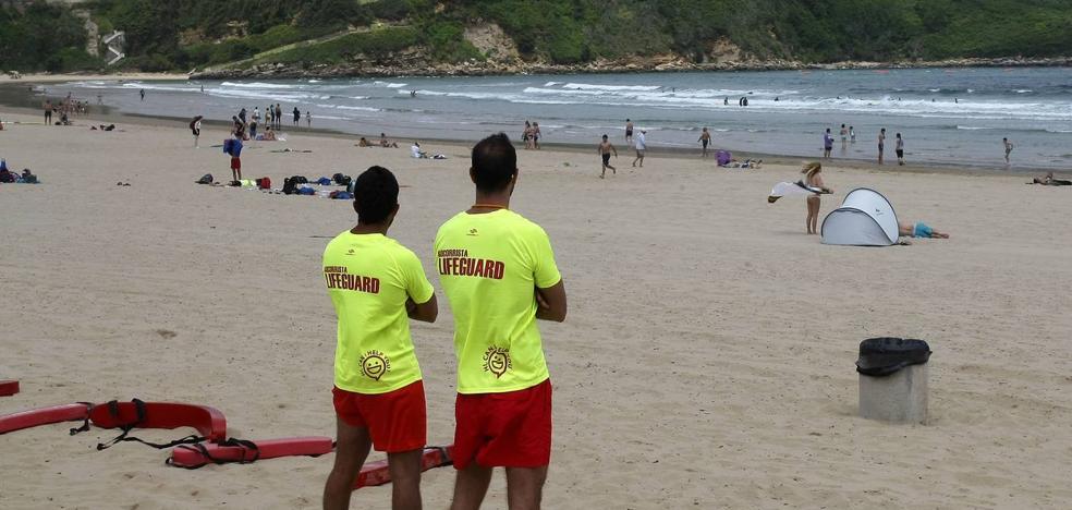 Una «falsa» alerta por contaminación en la playa de Suances enzarza a PRC y PSOE