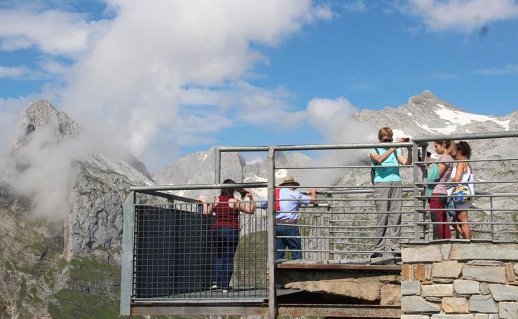 El Parque de Picos, pionero y centenario