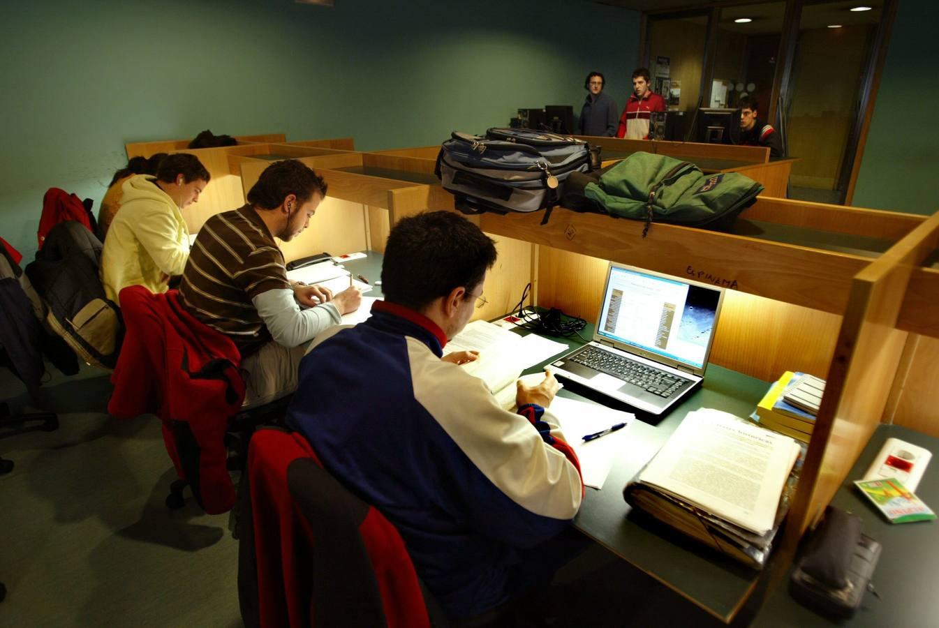 Santander cuenta con cinco nuevos espacios de estudio durante el verano