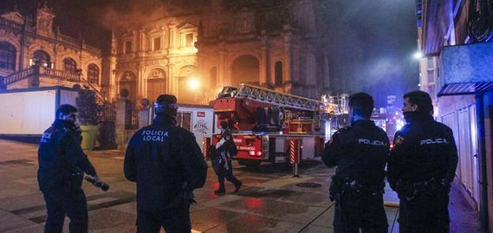 El Ayuntamiento reclamará daños a Codelse por el incendio del MAS