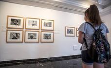 Una exposición fotográfica recuerda el trabajo de los marineros gallegos de los años 30