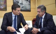 Revilla ya tiene cita con Pedro Sánchez: el 30 de julio