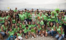 Cerca de 600 personas de 30 peñas participarán en la Semana Grande de Santander