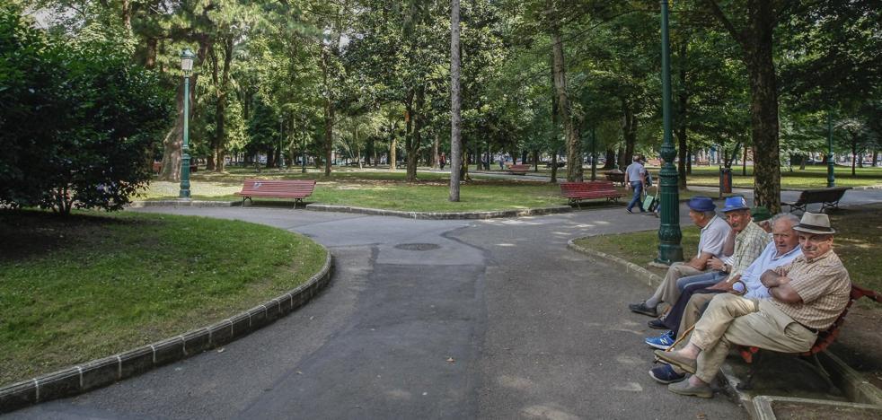 El parque Manuel Barquín languidece