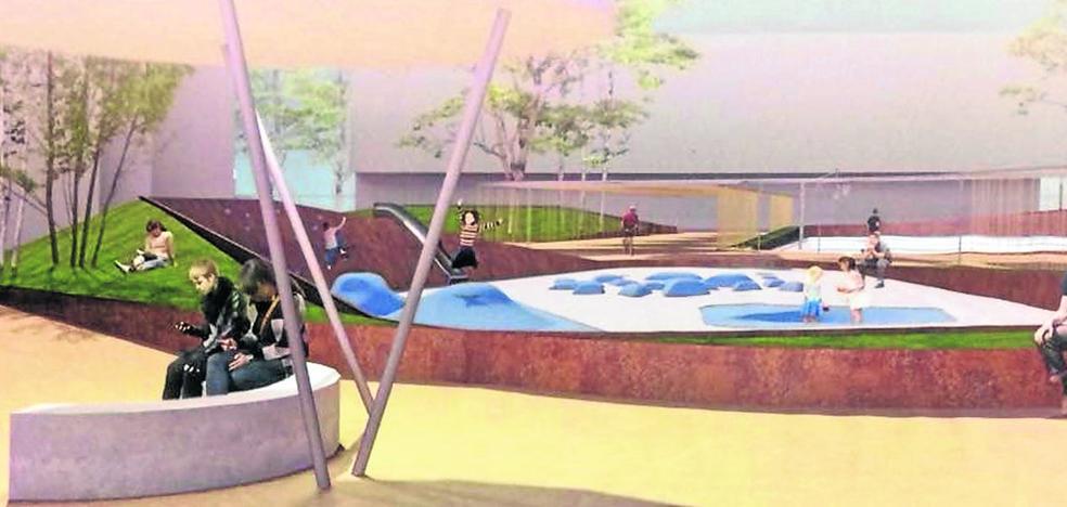 Ribamontán al Mar ya sabe cómo será el nuevo aparcamiento de Somo