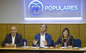 Los afines a Diego formalizan el recurso contra la sentencia que validó el Congreso del PP cántabro