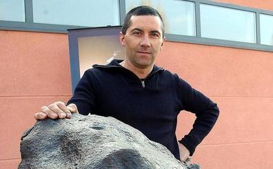 «En Cantabria caen los mismos meteoritos que en el desierto de Atacama»