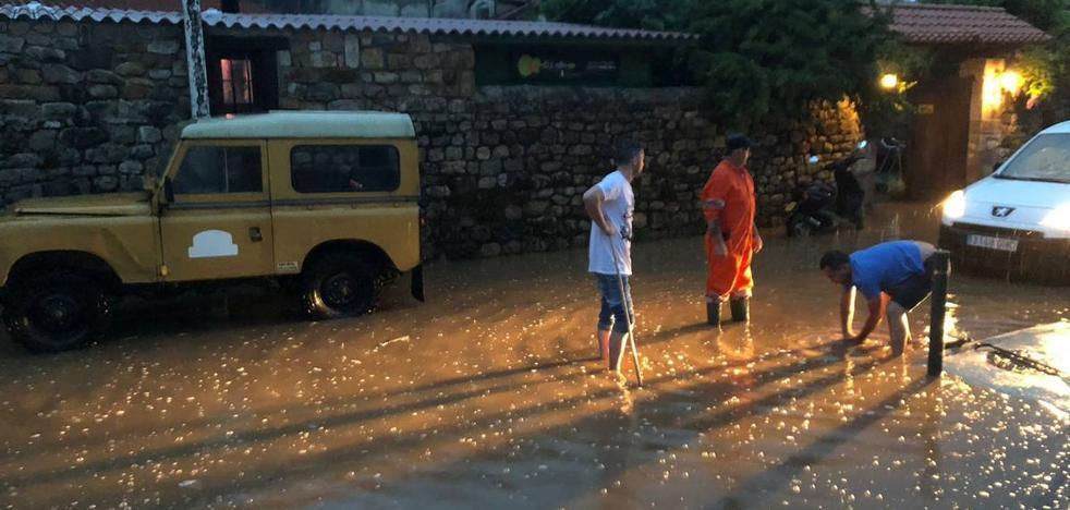 Las tormentas castigan Cantabria