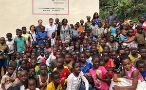 El Gobierno destina 100.000 euros a la construcción de un centro de acogida en Camerún