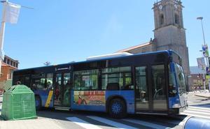 El 'Nojabus' vuelve al servicio este miércoles con una parada más que el verano anterior
