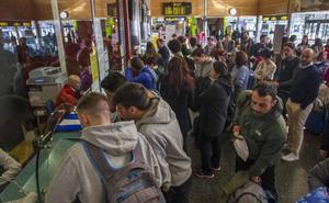 El Seve supera los 500.000 pasajeros y ve factible alcanzar sus cifras récord