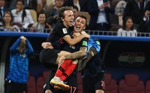 El corazón croata obra «un milagro»