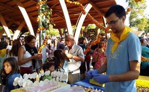 El evento 'Limones Solidarios de Novales' incluirá un concurso familiar de cocina saludable