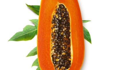 La papaya, dulzura tropical