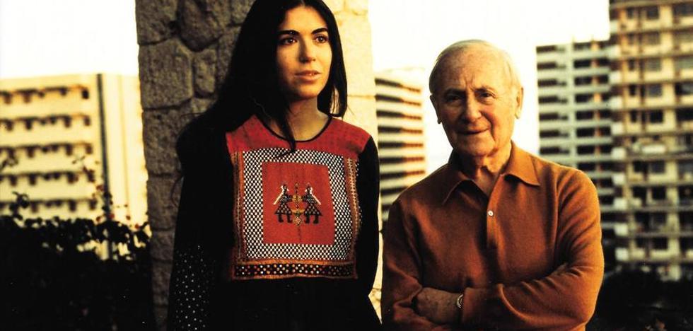 María del Mar Bonet celebra hoy a Miró en el Centro Botín