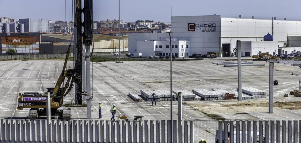 El Gobierno cántabro destina otros 4,5 millones de euros a Santander Coated Solutions