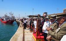 La Armada Española celebra el Día de la Virgen del Carmen en Santander