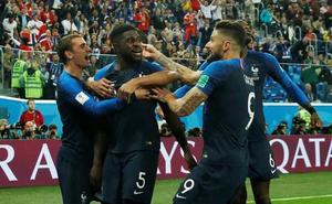 Francia afronta el vértigo del favoritismo