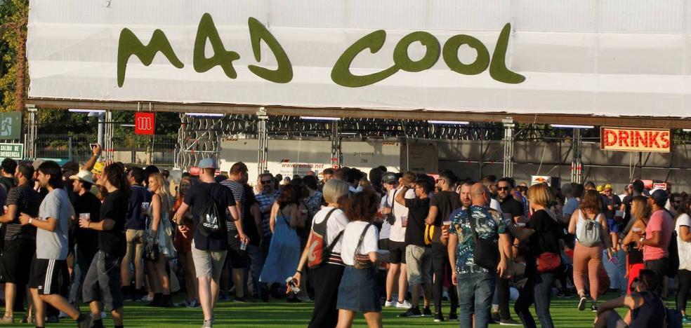 Cántabros en el caótico Mad Cool: «Estuvimos más tiempo esperando en la cola que viendo el concierto»