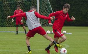 «Pido jugar mucho y bien y que el equipo aguante la exigencia»