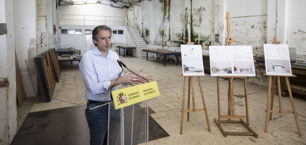 «Retirar el proyecto Enaire es un nuevo expolio del tándem Revilla-Sánchez»