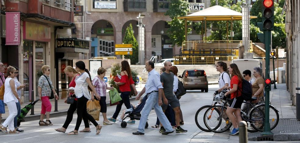 El plan de movilidad de Torrelavega avanza a paso lento