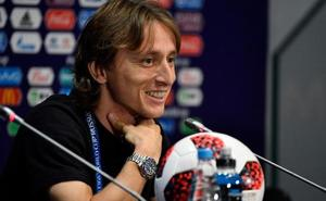 Modric pide a Croacia disfrutar, «darlo todo» y olvidar las emociones