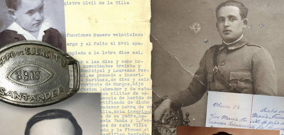 Asturias busca a familiares de soldados enterrados en la fosa común del cementario de Limpias