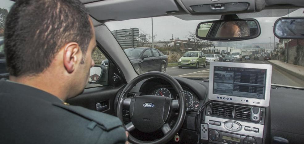 Los radares pusieron 14.200 multas en los cinco primeros meses del año