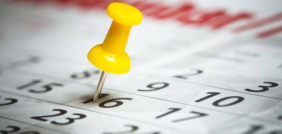 El calendario laboral de Cantabria ya es oficial: estos son los festivos de 2019