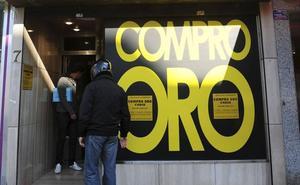Dos detenidos por vender cuatro kilos de oro en joyas robadas en domicilios de Santander y otras ciudades