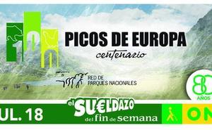 El Parque Nacional Picos de Europa celebra sus 100 años en el cupón de la ONCE