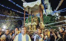 Revilla de Camargo se rinde ante la Virgen del Carmen