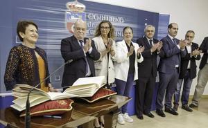 Felicidad Pérez asume la ACAT con la lucha contra el fraude entre sus retos