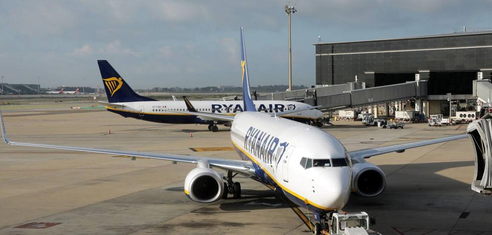 Cancelan el vuelo a Santander desde Barcelona y desvían a Madrid el procedente de Roma