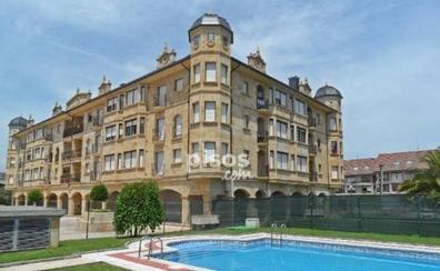 Vivir en un piso con piscina en Cantabria
