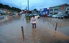 Los ayuntamientos afectados por las trombas de agua estudian la petición de ayudas especiales