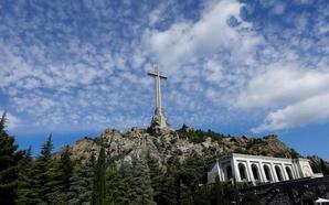 Arrancan las obras para acceder a la cripta de los hermanos Lapeña en el Valle de los Caídos