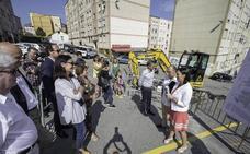 Comienza un año de obras para renovar el barrio santanderino de Polio