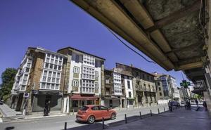 Propietarios de edificios en ruina de Reinosa critican la «pasividad» del Ayuntamiento