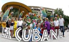 La Cubana presenta en la Plaza Mayor de Torrelavega su obra «Adiós Arturo»