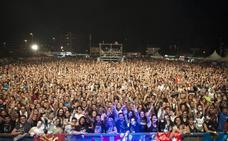 Música en Grande habilitará una 'fan zone' en el exterior de los Campos de El Malecón