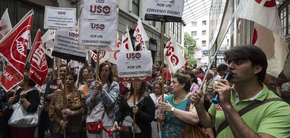 Los sindicatos confirman la huelga de sector de la limpieza tras no haber acuerdo en el Orecla
